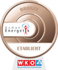 WKS Human Energetik Zertifikat Bronze