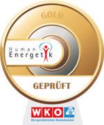 WKS Human Energetik Zertifikat Gold