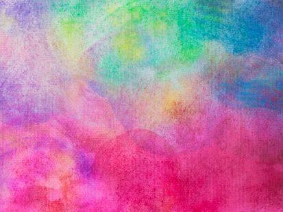 Pulsierende Farblicht Therapie